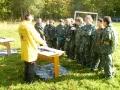 Военноспортивная эстафета